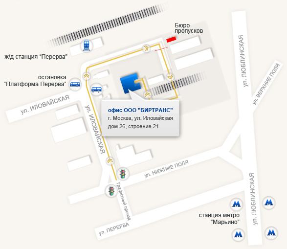 Наш адрес в Ярославле: